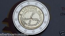 2 euro 2016 LITUANIA cultura baltica Lituanie Litauen Lietuva Литва Lithuania
