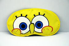 Sleep Masks eye mask Lovely proud funny Spongebob squarepants sleeping AB106