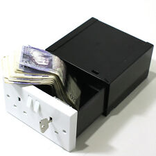 Imitation Wall Plug Socket Diversion Safe Stash Box Security Hidden Compartment