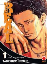 REAL ORIGINALI 1-8 TAKEHIKO INOUE PANINI COMICS