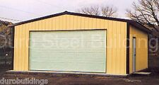 DuroBEAM Steel 30x40x11 Metal Building Garage Workshop Barn Structures  DiRECT