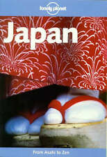Japan (Lonely Planet Country Guides), etc., Taylor, Chris, Good Book