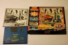 AMIGA GAME   NARC BY The Hit Squad & Ocean 1990