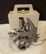 Davis Mark 25 Beam Converger Master Sextant with Case Artifical Horizon