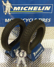 Michelin Motorcycle Super Moto Motard SMR Rain Tires 120 160 17 FRONT REAR SET!