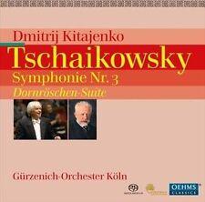 """Tschaikowsky: Symphonie Nr. 3; Dornr""""schen Suite Super Audio Hybrid CD (CD,..."""
