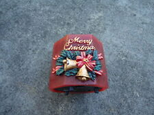 1999 House of Lloyd Songs for the Season Musical Pillar Candle