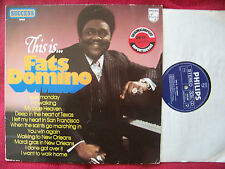 Fats Domino - This is........     Top Philips  LP