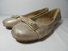 G by GUESS - Favie - Women's Size 9 M - Gold Tones - Flat
