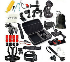 GoPro Accessories Kit Bundle 49-in-1 For Gopro 4+ Hero 3+ Hero 2 Hero Sj4000 Cam