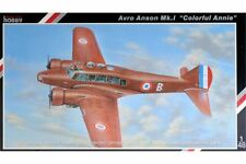 "SPECIAL HOBBY SH48081 1/48 Avro Anson Mk.I ""Colorful Annie"" with Resin & PE"