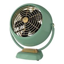 Vornado Jr Vintage Whole Room Air Circulator Retro Fan Cool Air Home Decor Green