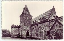 St Conan's Kirk North Front Loch Awe Argyll 1935 Real Photograph Valentines