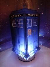 DOCTOR WHO TARDIS LIGHT LAMP NIGHTLIGHT NOVELTY DEMATERIALISING FIGURE NEW
