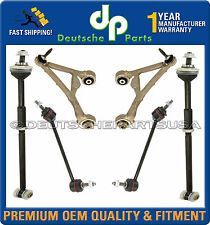 JAGUAR S-TYPE REAR Upper CONTROL ARM BALL JOINT SWAY BAR TOE LINK TIE ROD SET 6