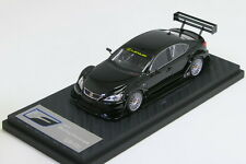 hpi 1/43 #8413 Lexus IS F Racing Concept Black Super rare ISF