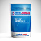 120 x 750mg 100% PURE CREATINE MONOHYDRATE CAPSULES from Hectic Sports