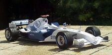 Modelik 28/08 -  Formel 1 BMW Sauber F1.60 mit Lasercutteilen   1:25