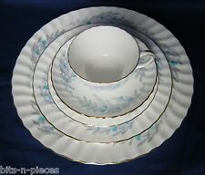 Minton  Bone China 5 pc Place Setting BELBRACHEN dinner salad b & b c & saucer