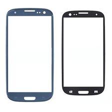 PEEBLE BLUE Samsung Galaxy SIII S3 i9300 Screen Glass Lens digitizer cover