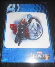 2012 Avengers Assemble Stickers Insert Trading Card #S7 Thor