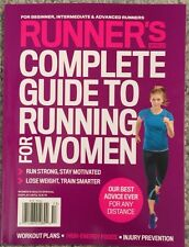 Runner's World Complete Guide To Running For Woman 2015 FREE SHIPPING!