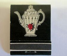 VINTAGE 1950'S MATCHBOOK SPODE DINNER WARE BIRKS REGINA