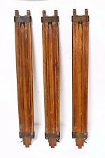 Lancaster's Patent Wood Tripod Legs for frame tailboard plate camera bellows