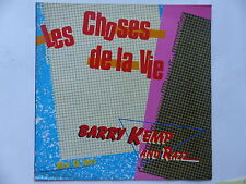 "MAXI 12"" BARRY KEMP AND RAZZ Les choses de la vie 722744"