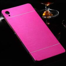 Hard Metal Aluminum Slim Back Case Cover for HTC One M7/M8/M9 Sony Samsung
