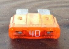 40A ATC / ATO Auto Automotive Fuse (MADE IN USA)
