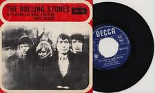"""ROLLING STONES """"LET'S SPEND THE NIGHT TOGETHER""""  scarce dutch ps 7"""""""