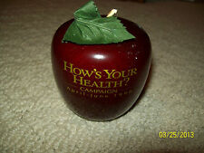 state farm insurance 1998 how's your health campaign apple