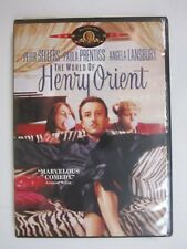 The World of Henry Orient (DVD, 2002)- Peter Sellers, Tippy Walker - RARE OOP