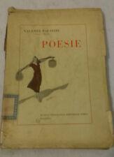 Valente Faustini - POESIE - 1926 - 1° Ed. Porta - RARO
