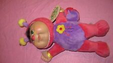 "2010 Cabbage Patch Kids 9"" Cuties   Butterfly  Green Eyes Brown Hair"