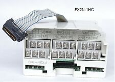 Mitsubishi FX2N-1HC Programmable Controller ,Counter Module MISSING TOP COVER