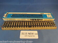 EE 5115 NEW Marklin HO Straight Extension Track for 7192 M Grade Xing with OBX N