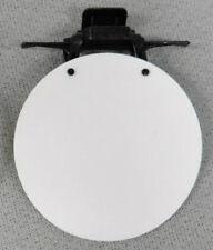 Clip On Adjustable Eye Patch / Blinder (White) for NRA / CMP Bullseye Pistol