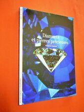 Patrick Voillot. Diamants et pierres précieuses. T. B. E.