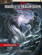 Hoard of the Dragon Queen Hardcover Book Dungeons and Dragons D&D RPG DnD Book