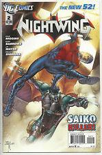 NIGHTWING (NEW 52)  #2   NM