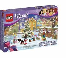 New Boys and Girls Lego Friends Toy Christmas Countdown Advent Calendar 41102