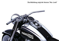 Lucas Lenker Speedfighter chrom mit ABE für Suzuki VS 600 750 800 1400 Intruder