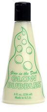 Glow in the Dark Bubble Bath 236 ml Fun Time Romantic Great Fun Two Very Safe