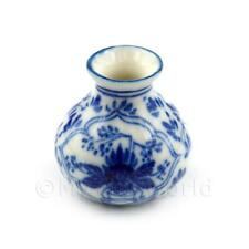 Dolls House Miniature Fine Porcelain Dynasty Vase
