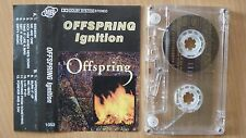 The Offspring ‎– Ignition POLAND CASS TAPE 1995  ...FREE SHIPPING