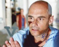 AUTOGRAPHE SUR PHOTO 20 x 25 de Bernard CAMPAN (signed in person)