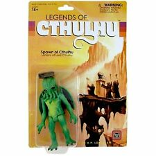 Legends of Cthulhu Spawn of Cthulhu 3 3/4-Inch Retro Action Figure  WARPO TOYS