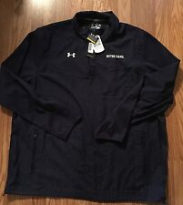 Notre Dame Under Armour 1/4 Zip Jacket 2xl New Tags